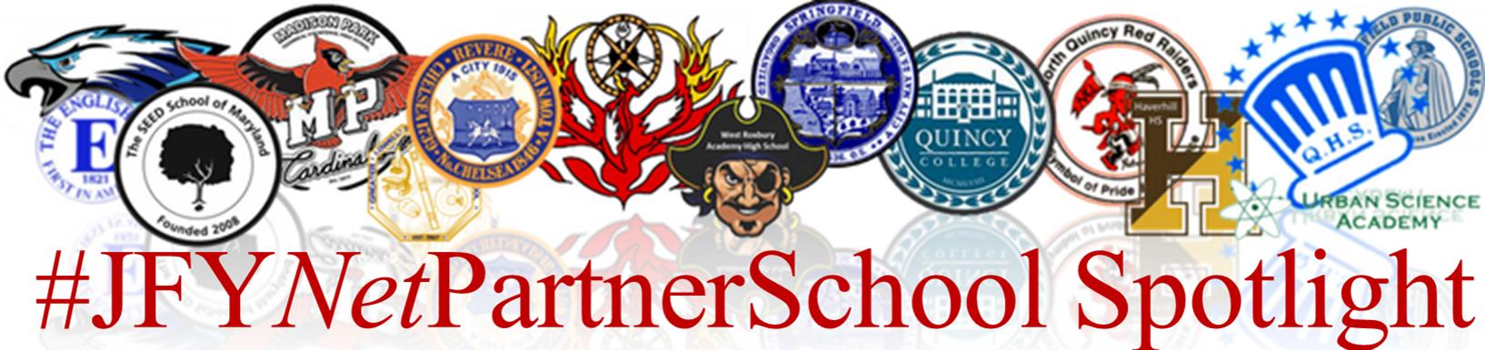 JFYNet Partner Schools