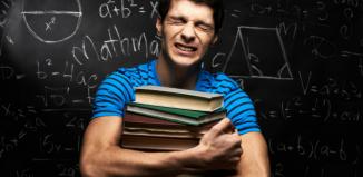 Anxious Math Student