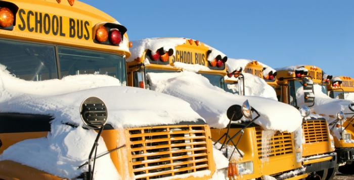 Predictions: Snow days! School delays! Red Sox win! WHen?