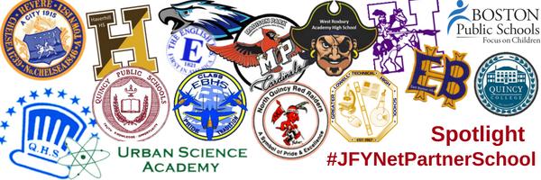JFYNet Partner School Spotlight