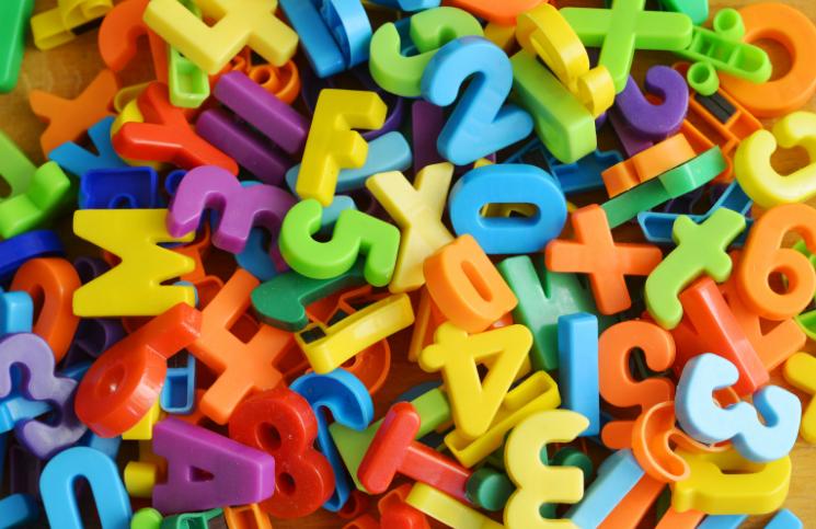 Language Arts and Math