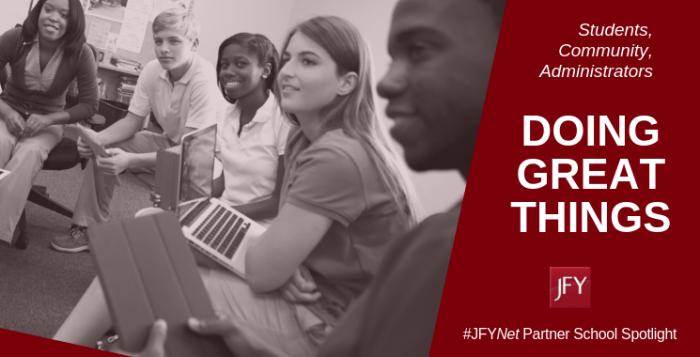 JFY Partner School Spotlight