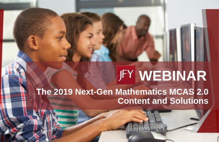 Math MCAS 2.0, Next-Gen