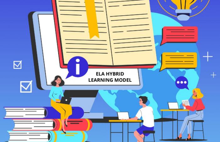 ELA Hybrid Learning model