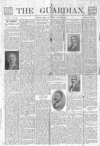 The Guardian - 1902 publication
